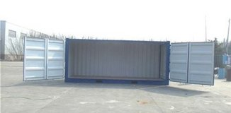 20 ft Storage container sale at moderate prices in Okinawa, Japan