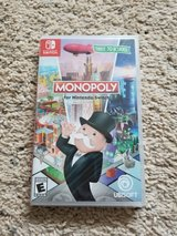 Monopoly Nintendo Switch Game - NEW in Camp Lejeune, North Carolina