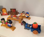 Fisher Price Little People Thanksgiving in Naperville, Illinois