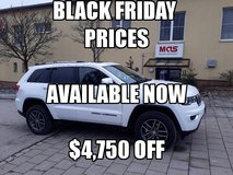 BLACK FRIDAY PRICES in Hohenfels, Germany
