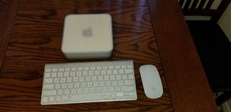 Mac Mini with wireless keyboard and mouse in Alamogordo, New Mexico