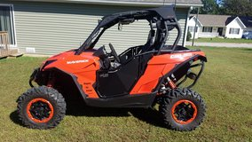 2016 can am maverick 1000r trade for skidsteer in Rolla, Missouri