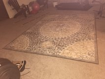 8x10 area rug o.b.o in Fort Drum, New York