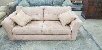 comfortable couch in Peoria, Illinois
