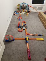 Hot Wheels Garage Track Lot in Fort Campbell, Kentucky
