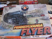 Lionel 6-31936 Pennsylvania Flyer Ready to Run O-Gauge Train Set for Christmas tree in Camp Lejeune, North Carolina