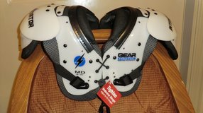 Intimidator JR Shoulder Pad for football medium in Conroe, Texas
