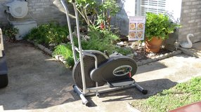 Nice shape Exerpeutic Air Elliptical workout machine in Conroe, Texas