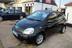 **ECONOMICAL TOYOTA YARIS!**FREE ROAD TAX!! 6 MONTHS WARRANTY!! in Lakenheath, UK