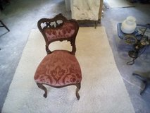 Antique Side Chair in Kingwood, Texas