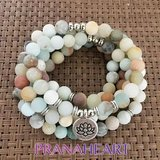 BRAND NEW!! Buddhist Amazonite Mala Bracelet/Necklace in Clarksville, Tennessee