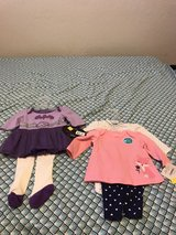 NEW BORN GIRL CLOTHING BRAND NEW WITH TAGS in Fort Polk, Louisiana