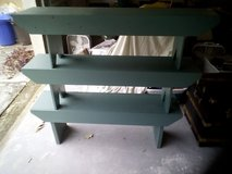 Antique looking benches in Kingwood, Texas