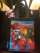 Transformers prime tote bag new in Shorewood, Illinois