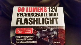 Mini RECHARGEABLE flashlight in Warner Robins, Georgia