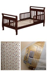 Toddler Bed with Mattress in Wheaton, Illinois