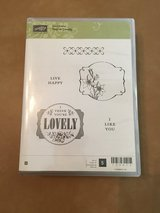 """Stampin Up """"You're Lovely"""" in Alamogordo, New Mexico"""