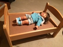 Baby Doll and Bed in St. Charles, Illinois
