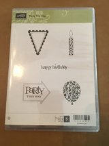 """Stampin Up """"Party This Way"""" in Alamogordo, New Mexico"""