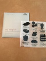 """Close to my Heart stamp """"A Chocolate Affair"""" in Alamogordo, New Mexico"""
