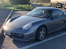 Porsche Cayman S 2007 full service history in Ramstein, Germany