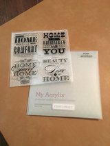"""Close to my heart stamps """"home sweet home"""" in Alamogordo, New Mexico"""