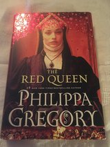 The Red Queen by Philippa Gregory in Fort Campbell, Kentucky