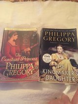 The Constant Princess & The Kingmaker's Daughter in Fort Campbell, Kentucky