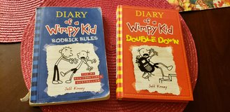 Diary of wimpy kid in Naperville, Illinois