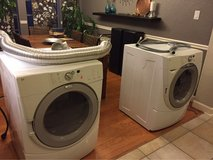 Washer & Dryer Set Whirlpool Duet Front Loaders in Kingwood, Texas