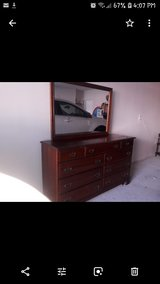 Antique Solid Wood Dresser in Spring, Texas