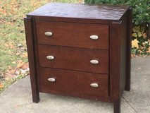 Dark Wood Dresser in Naperville, Illinois