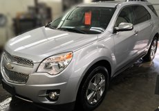 2012 Chevy Equinox LTZ, 4x4 in Fort Leonard Wood, Missouri