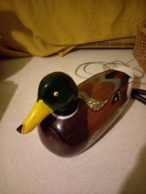 antique vintage Wooden Duck phone in Yucca Valley, California