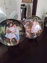 The BAREFOOT CHILDREN COLLECTION 2 plates in Liberty, Texas