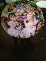 """""""THE TEA PARTY"""" one plate in Liberty, Texas"""