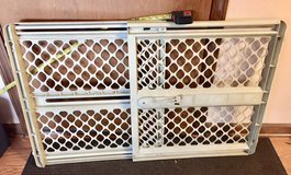 """Portable Pet Gate fits Openings 26"""" to 42"""" Wide in Lockport, Illinois"""