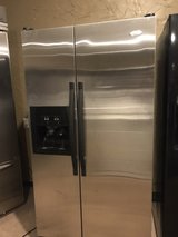 Whirlpool stainless refrigerator in Kingwood, Texas
