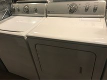 Maytag centennial washer and dryer electric in Kingwood, Texas