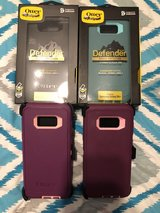 Samsung S8 Plus OtterBox Defender Cases in Cherry Point, North Carolina