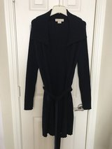 Michael Kors Navy Long Sweater in Pasadena, Texas