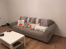 white 3 seater couch in Stuttgart, GE