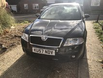 FOR SALE SKODA OCTAVIA VRS 2.0 DIESEL 170 HP 2007 in Lakenheath, UK