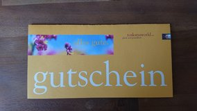 Gift Certificate in Ramstein, Germany
