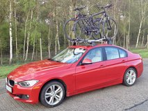BMW Bicycle Rack in Grafenwoehr, GE