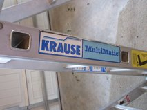 16 FT American Made Krause foldable ladder in Waldorf, Maryland