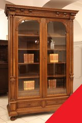 Freddy's - Henri II bookcase in Spangdahlem, Germany
