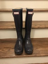 Hunter Boots  with sock inserts in Naperville, Illinois