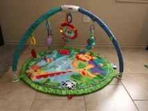Fisher-Price Rainforest Friends Musical Gym in Conroe, Texas