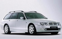 Rover 75 tourer 2.5 litres, V6, 177hp, automatic in Grafenwoehr, GE